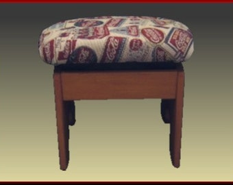 Foot Stool, Coca Cola Nostalgia