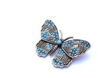 Buttafly Brooch
