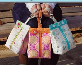 Suzy's Sack by Sherri K. Falls for  This & That Patterns