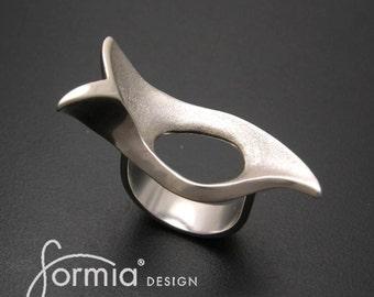 Modern bird ring
