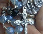Reserved for Dennis,    Saint Michael, Terror of Demons, Huge Miraculous Medal, Guardian Angel,  Modern Tenner, Car rosary,