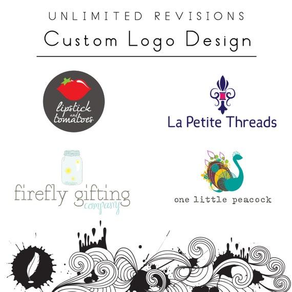 Logo - Custom Logo Design - OOAK Logo Design