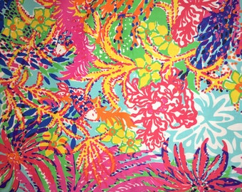 Lilly Pulitzer Fishing For Compliments - Do Not Purchase, please read listing details