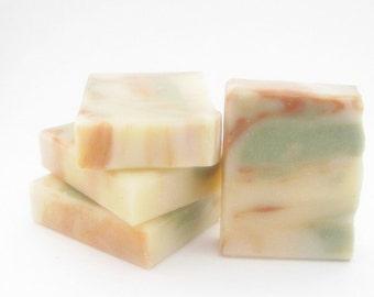 Crisp Apples and Oak Homemade Soap Natural & Vegan