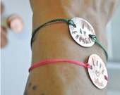 CUSTOM LISTING for Katie - The Penny Project String Bracelet