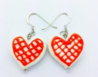 Bakery Jewelry Handmade Polymer Clay Food Earring