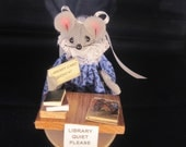 Librarian Mouse