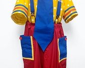 2 Clown Costumes