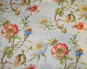 Cotton Fabric Paris Forever by Wilmington Fabrics 86386 Blue