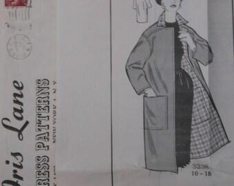 Misses Reversible Coat Pattern Iris Lane Mail Order 3238 Size 14 Bust 34 UNCUT
