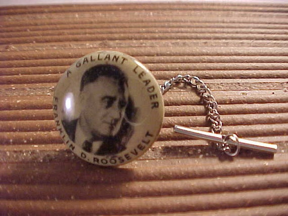 Image result for fdr tie tack