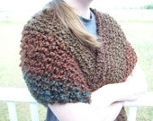 Claire Outlander Hand knit Shawl