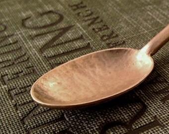 Copper Spoon #2
