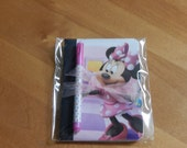 Up cycled MINI Composition Book Disney Minnie Mouse