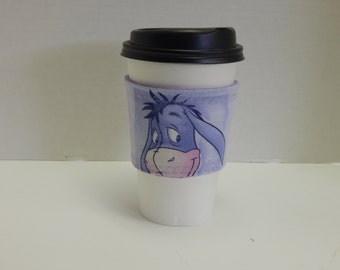 Reusable Drink Wrap Disney Eeyore