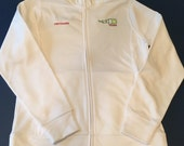 Gina Custom Order - Italian Center full zip pullover