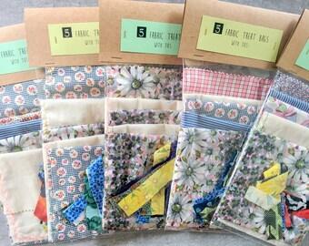 Fabric Treat Bags
