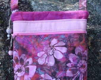 Pink Cross Body Bag Purse