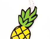 Pineapple Wall Charm