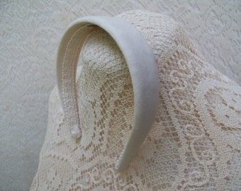 linen head band bone