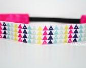 Triangle No Slip Headband