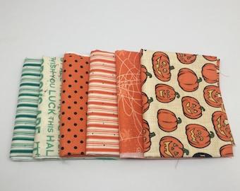 SUMMER Sale - Fat Quarter Bundle (6) Witch Hazel - October Afternoon for Riley Blake Designs