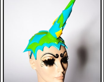 Summer Bliss… Unicorn Headdress