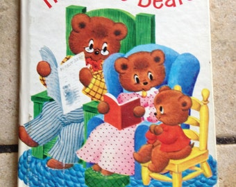 The Three Bears Junior Elf Children's Book