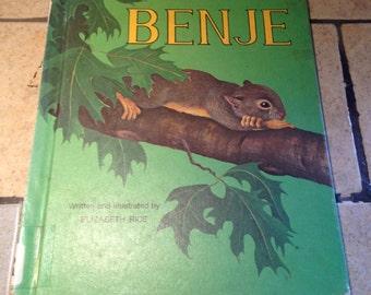 1969 Benje Children's Book