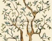 4x6 Archival Print -- The Bird Tree