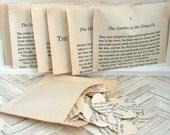 CLEARANCE SALE - Vintage Wizard Of Oz Paper Heart Confetti, Confetti, Paper Hearts, Table Decor, Wedding Baby Shower - 250 hearts - LAST 2