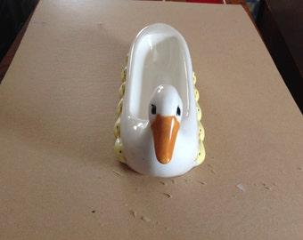 White duck dish