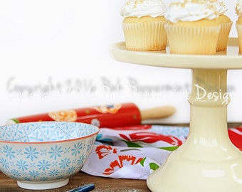 Styled Stock Photography | Food | Styled Photo | Styled Food | Digital Image | Product Photography | Cupcakes