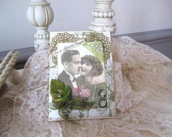 Wedding Anniversary Card - Special Couple Card - Wedding Couple Card
