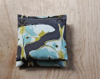Luna Moth Lavender Sachets, Scented Drawer Sachets, Home Fragrance