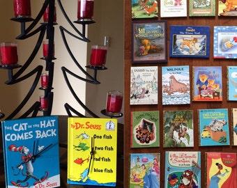 Children's Book Clock