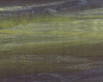 NEW Moda Tropical Punch Batik in Seaweed 4338 39 1 yard