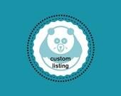 "Custom Listing, Hello Bear,Precut Squares, 6"",Quilt, Squares,Blue, Gray,Black,Brown, Art Gallery Fabrics, Baby,Boy,Unisex,Baby,Girl, Toddler"