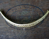 Antique French Circa 1810 Empire Napoleon 1 Era Ormolu Tiara Frame