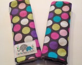 GIRL | You Pick the FABRIC and SIZE | Carseat Strap Covers | Strap Cover