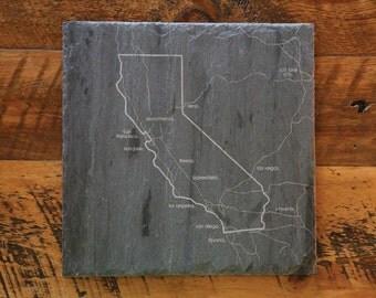 California Slate Serving Board