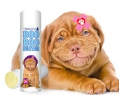 Dogue de Bordeaux Boo Boo Butter Handcrafted All Natural Herbal Balm for Your Dog's Discomforts .50 oz Tube with Dogue Label in Gift Bag