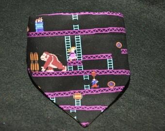 Classic Donkey Kong Bandana Collar Cover