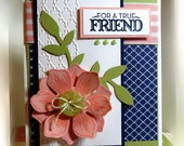 Stampin' Up For a Friend Card