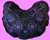 Frilly Sugar Skull Sphynx Catnip Toys Color Variety Cat A Tonic Organic Catnip