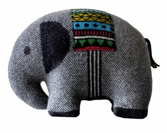 Lambswool Elephant