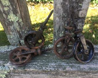 4 industrial 2 inch wheels