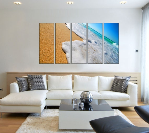 Canvas Prints - Wave Photo Canvas Print - Wave Canvas Art - Water Canvas Art - Ocean Photo Canvas Prints - Framed Ready to Hang
