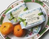 Orange Blossom Goats Milk Soap