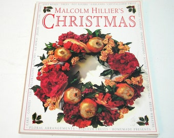 Malcolm Hillier's Christmas, Vintage Book